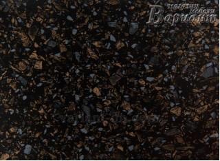 Столешница Черная бронза