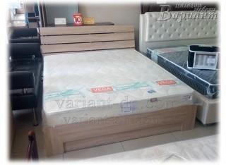 Кровать с подъемным механизмом Эрика