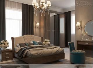 Спальня Альпина