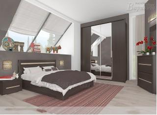 Спальня Уна